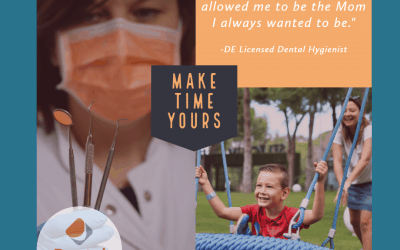 Licensed Dental Hygienists, RDH/LDH – Twin Cities, MN